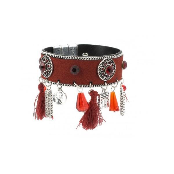 Bracelet - Large avec pampilles Articles de Paris