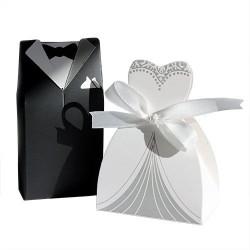 Boites cadeaux mariage Mari et Femme
