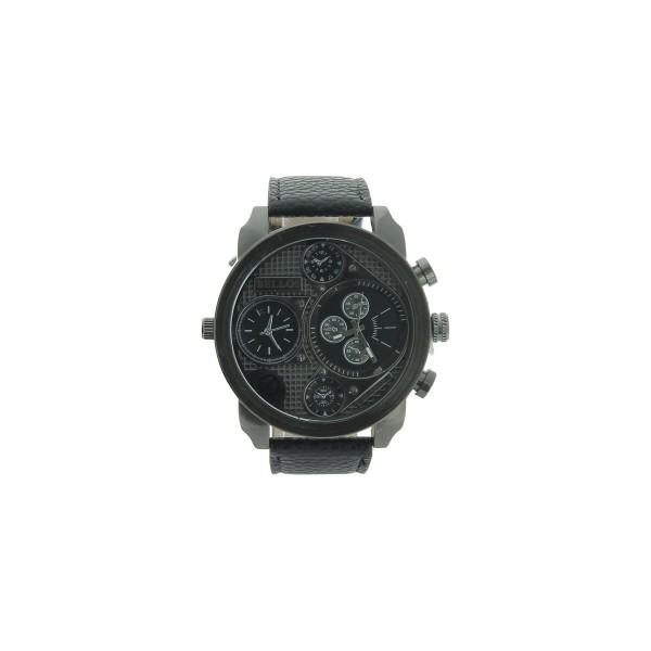 Montre - Style chronographe - grand boitier