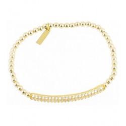 Bracelet Silver Barbara strass - Articles de Paris