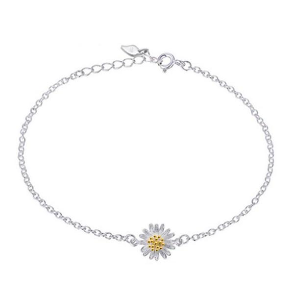 Toutencoeur® France Le bracelet Petite Marguerite