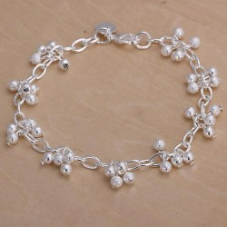 Toutencoeur® France Le bracelet perles d'argent