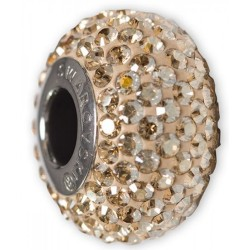 Toutencoeur® France L'élément Be Charm Pandora Style cristal Swarovski®