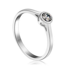 Toutencoeur® France l'anneau bague cristal Swarovski® Zircon